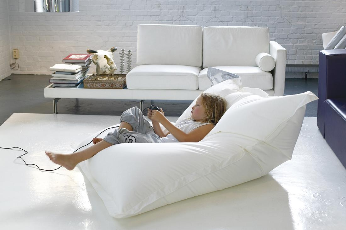 At Home Chairs Bean Bag Chairs Cool And Comfy Sitting At Home My Decorative