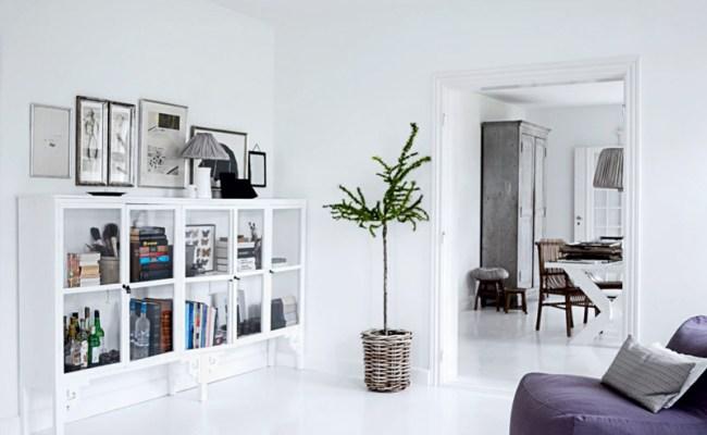 All White Home Interior Design 5 My Decorative