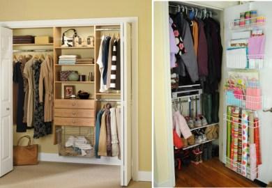 Small Master Bedroom Closets