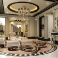 In contemporary living room setting add contrast in your home d 233 cor