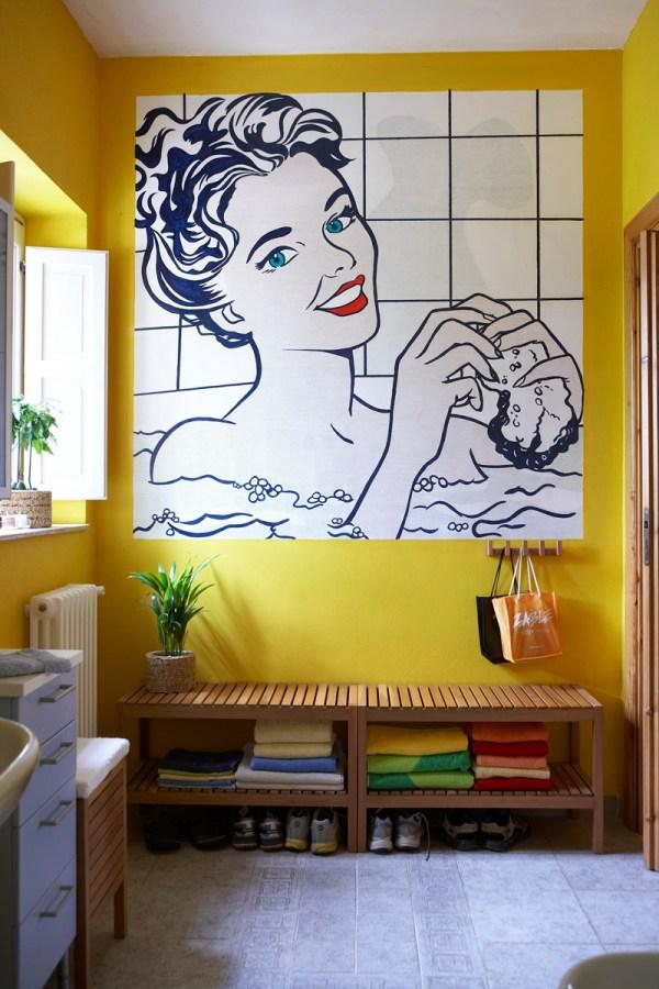 Pop Art Interior Design Ideas