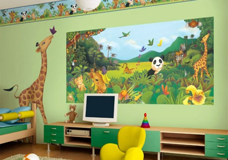 Wall Stickers For Bedrooms Sports
