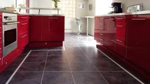 Choose Right Flooring For Kitchen: Vinyl Flooring My