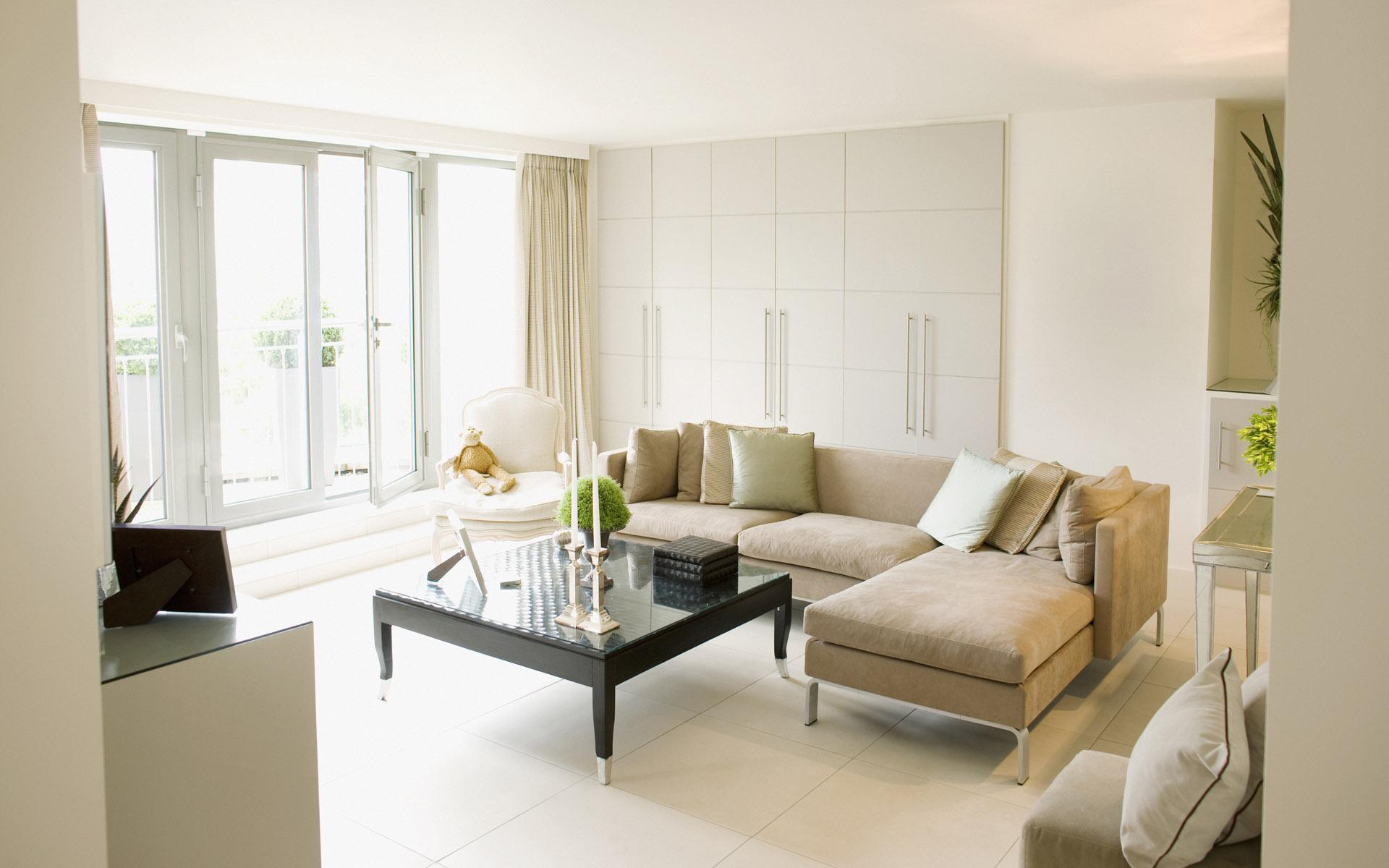 Simple Lounge Decorating Ideas