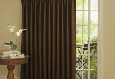 Curtain Ideas Sliding Glass Door