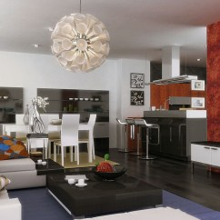 Decorating Living Room Dining Combo Rooms With Ottomans Decorate And My Decorative Small Spaces Designs San Vicente Gardens Most Of The Combination