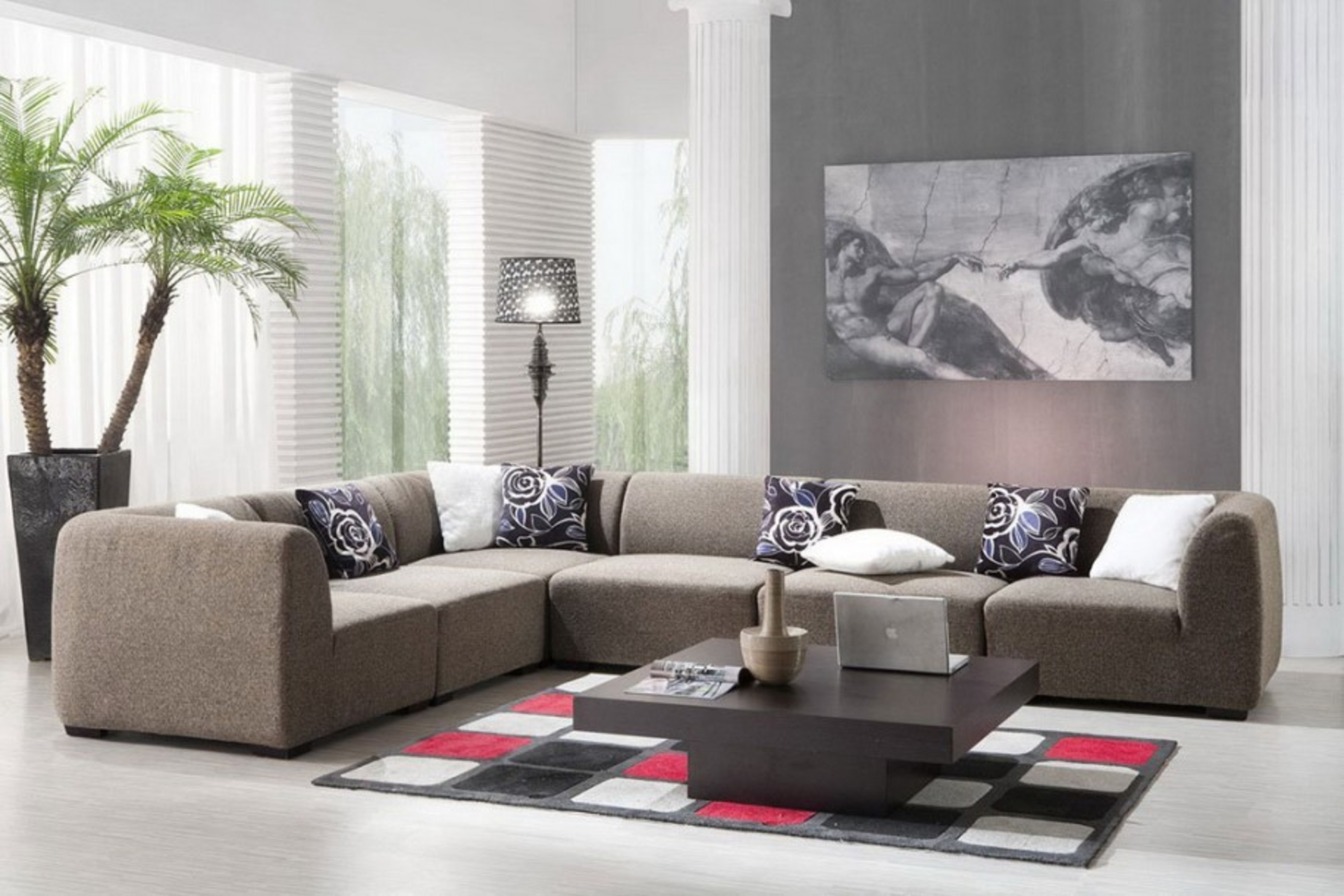 Nice Contemporary Living Room Design My Decorative