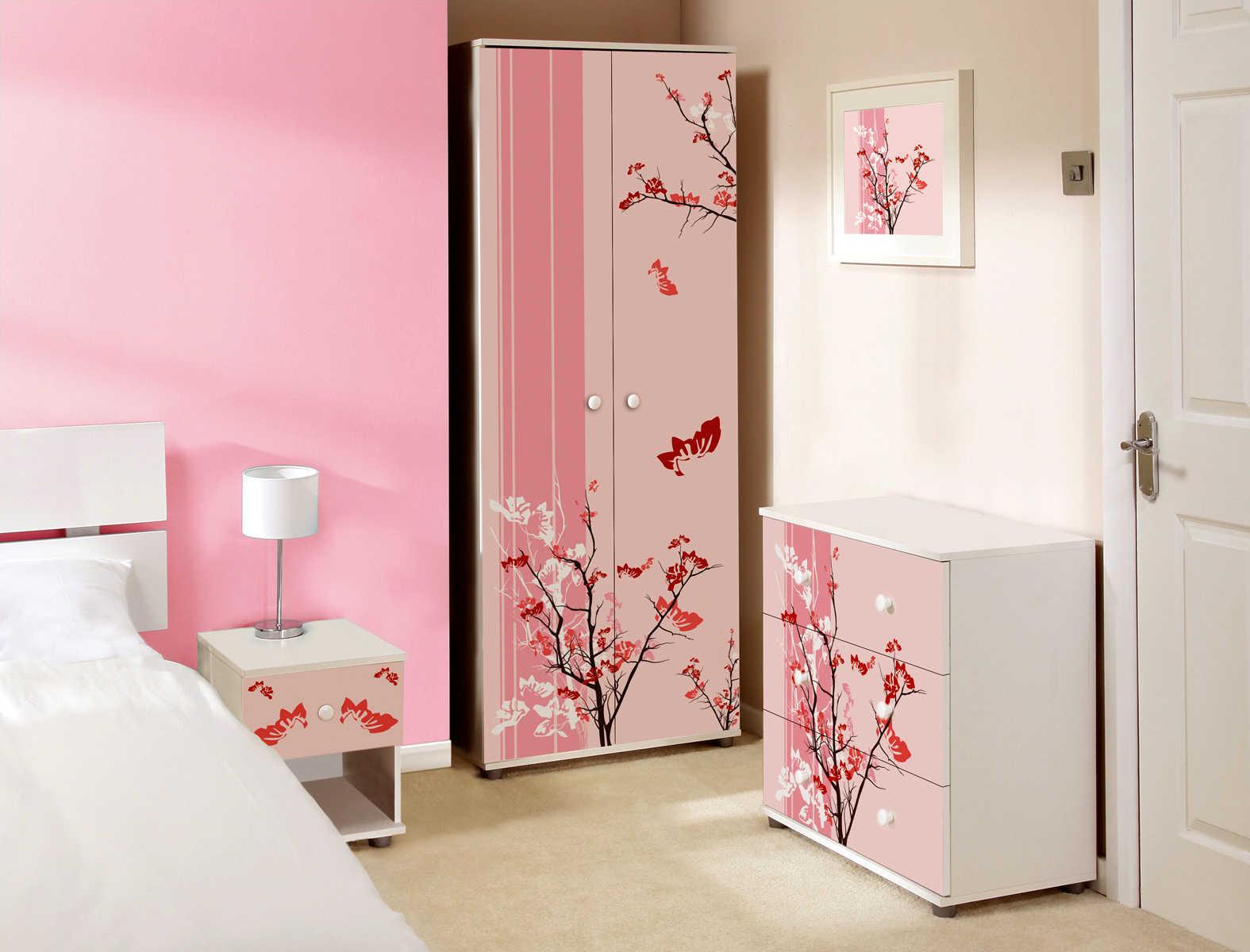 Light Pink Bedroom Design Ideas My Decorative