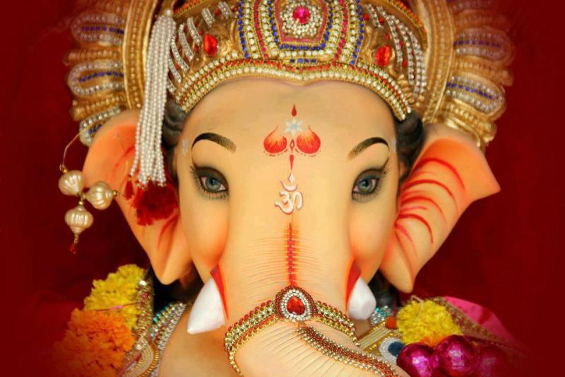 Image result for ganpati idol images