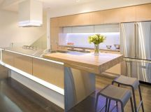 Kitchen Island Makes Difference in Décor and Functionality ...