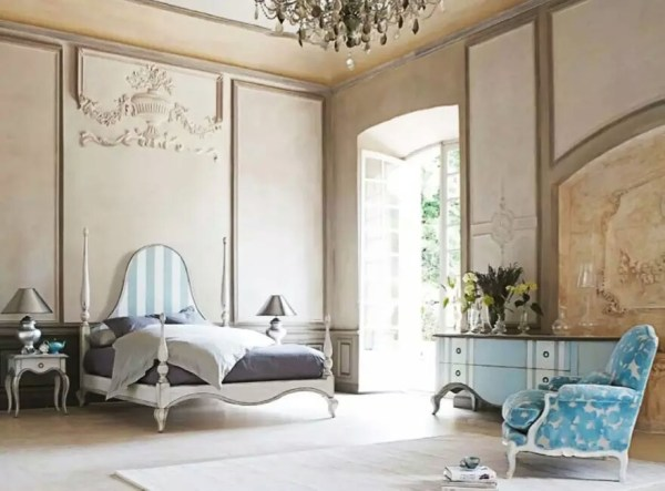 french master bedroom interior design French Interior Design Theme | My Decorative