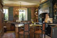 Get A Rustic Style Kitchen | My Decorative