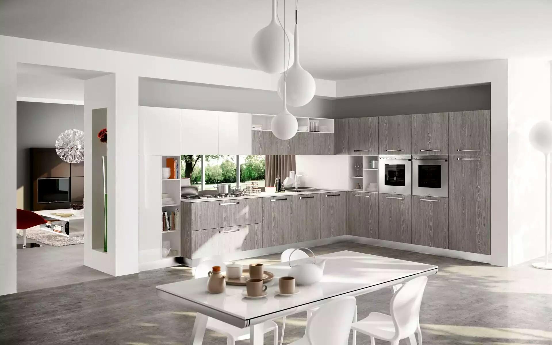 Bright and Sunny Kitchen Design ideas  My Decorative