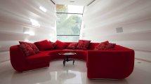 Ultra Modern Living Room Interior Design