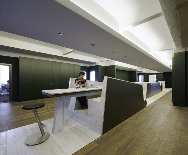 modern office interior design The Dynamic Impact of Modern Workspaces on Your Business