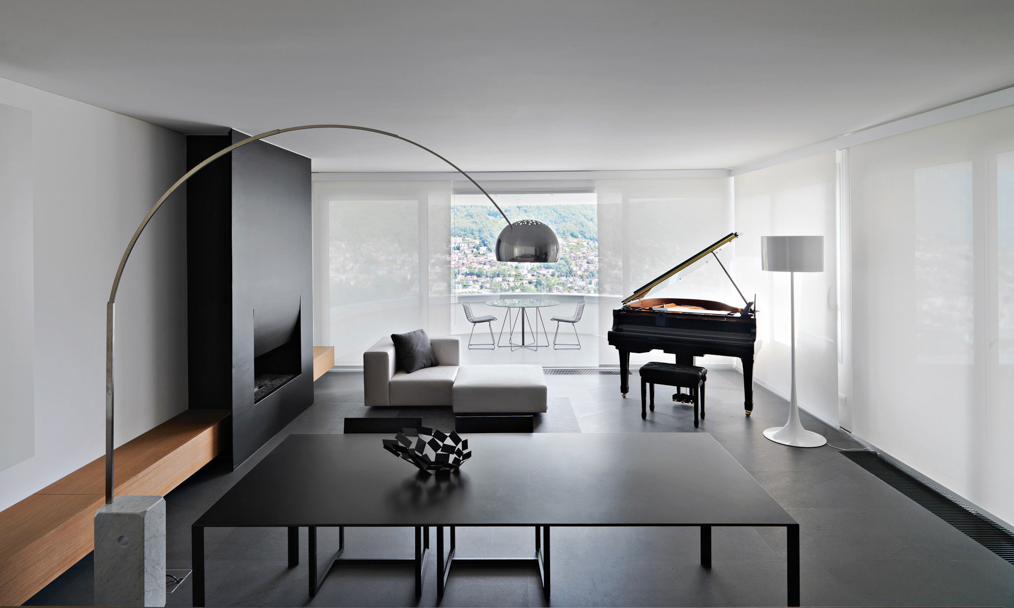 Wohnzimmer Minimalistisch Luxury And Classy Living Rooms With Piano