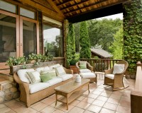 Stylish Beautiful Front Porches Images