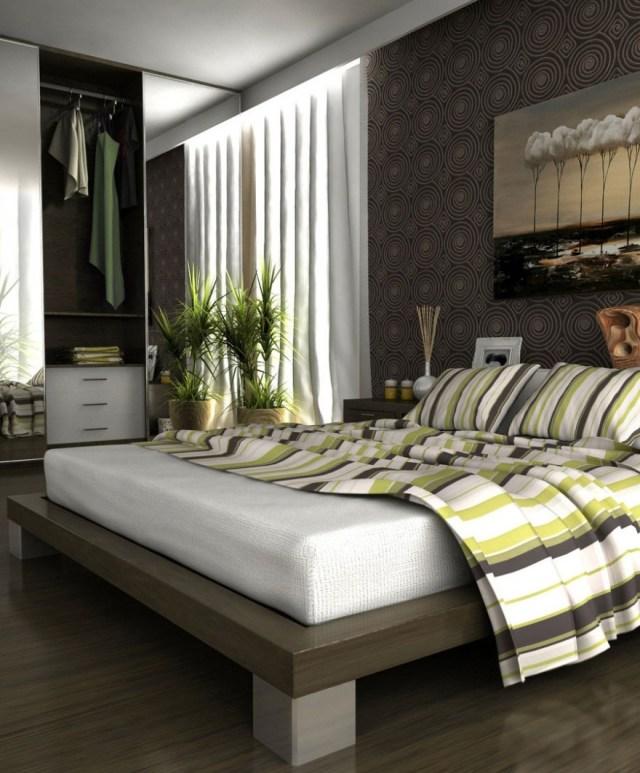 Innovative Modern Bedroom Interior Designs | My Decorative