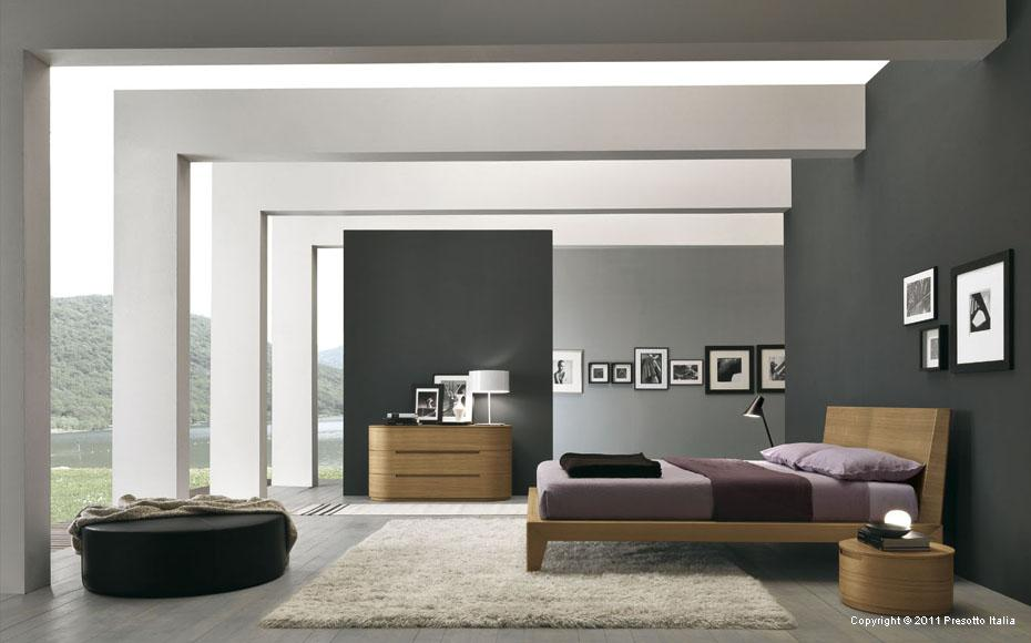 Ultra Modern Bedroom Interior Design House Room