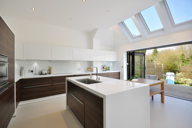 kitchen skylights stainless steel table 6 most amazing skylight ideas to make your look spectacular