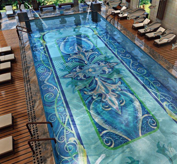 pool tiles my decorative