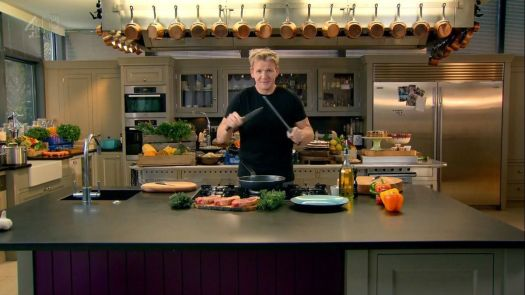 Gordon Ramsay Kitchen