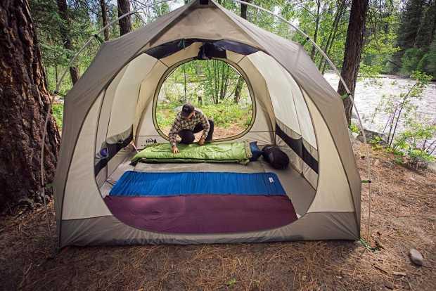 Camping Mattress Pad