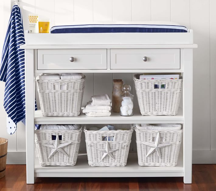 universal changing table for