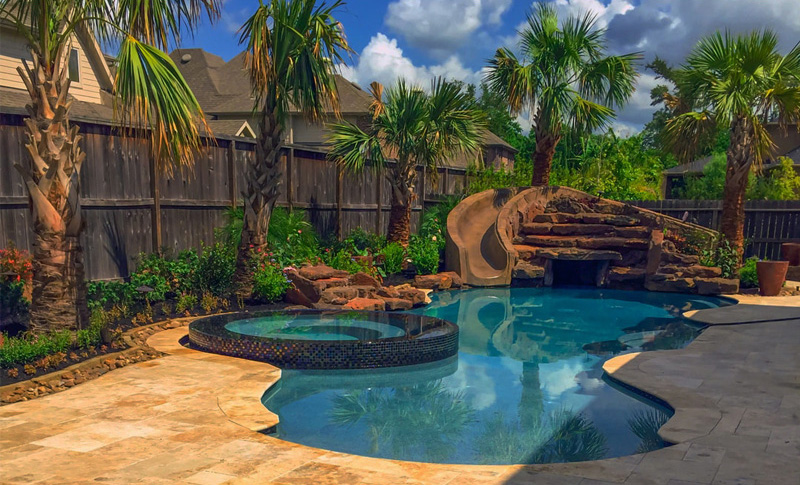 pool landscaping ideas on a budget my