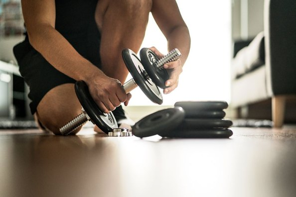 Personalize Your Home Gym