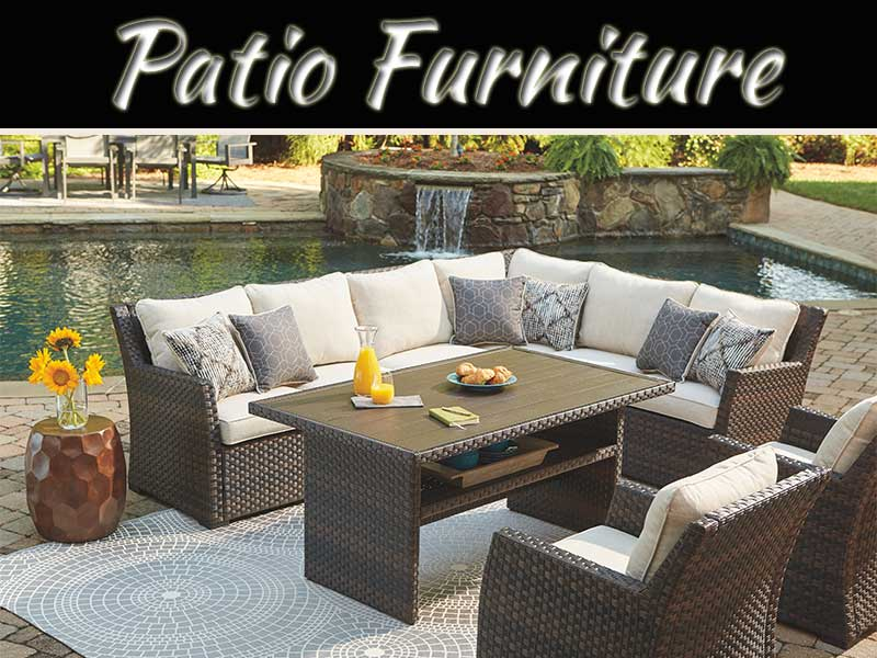consider when buying patio furniture