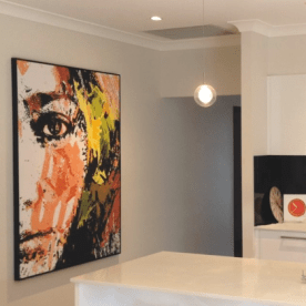 Need some wow art for your home? Call us
