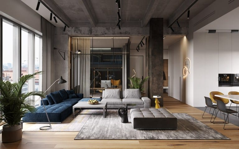 Living Room Trends 2021: Best 9 Interior Ideas and Styles ...
