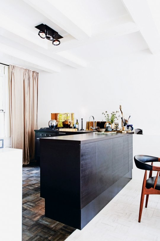 kitchen furniture for open spaces