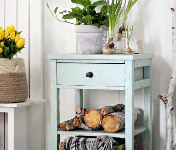 Natural decor for your home