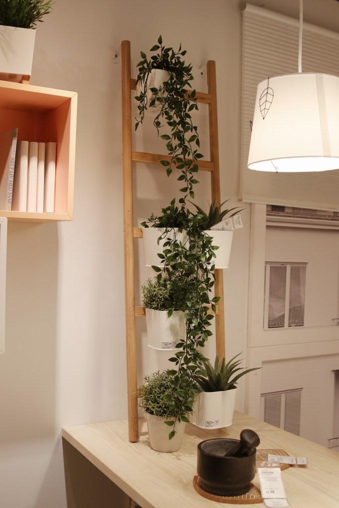 Drabinka na zioła IKEA