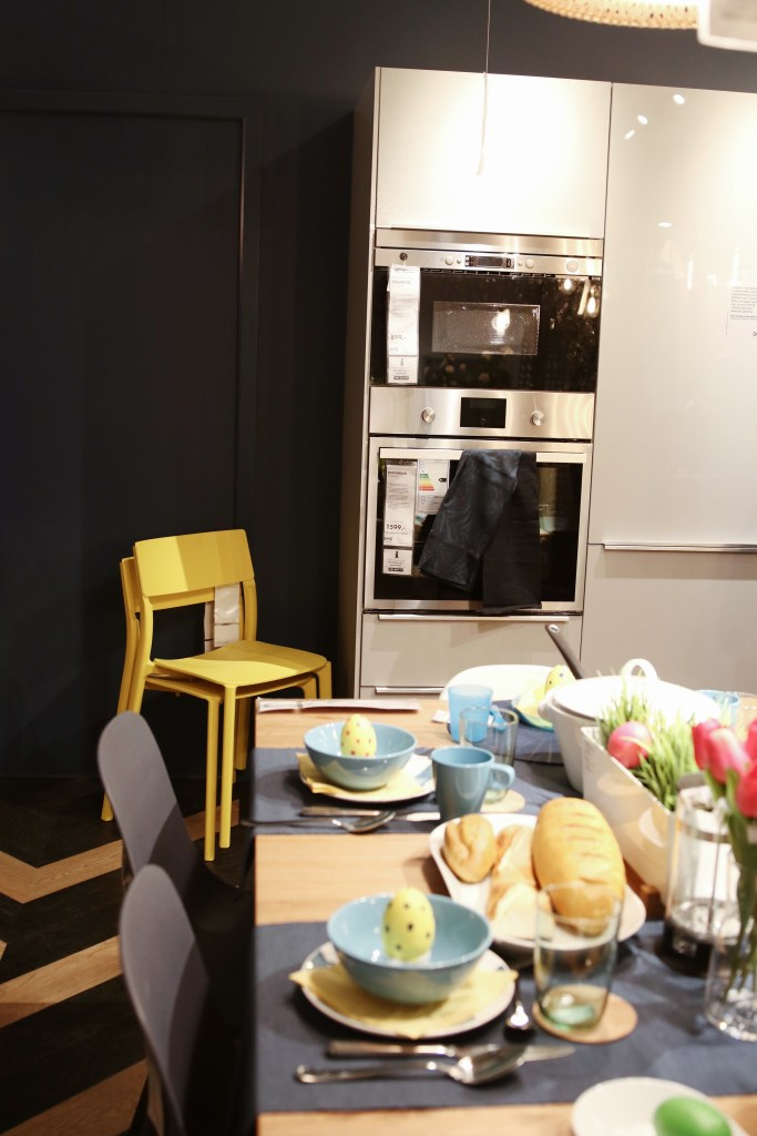 Krzesła do jadalni IKEA JANINGE