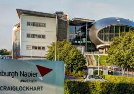 Edinburgh Napier University Scholarship For African Students