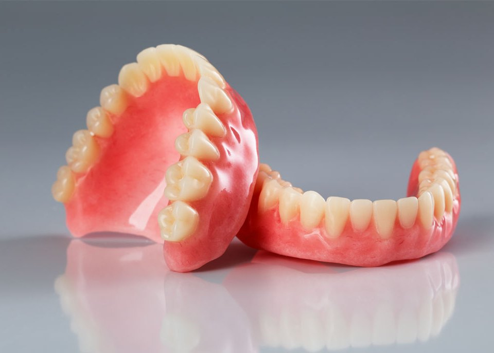 all about dentures