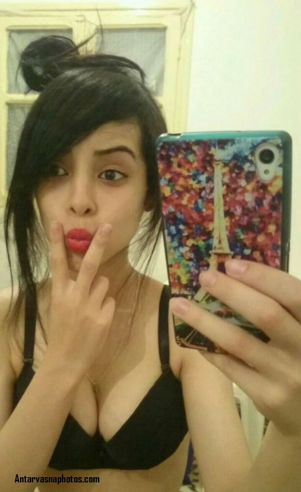 kali bra me hot selfie