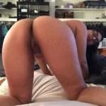 Curvy Ass Indian Girl Nude Pussy & Ass Photos