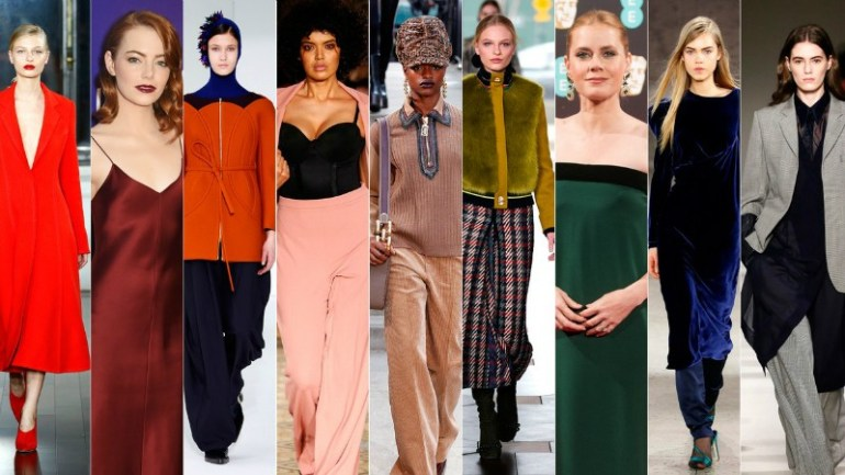 Image result for best color trends in clothes for fall season