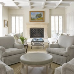 Four Club Chairs In Living Room Cushions For Couch Good Taste Amy Berry Interior Designer Design Chic With