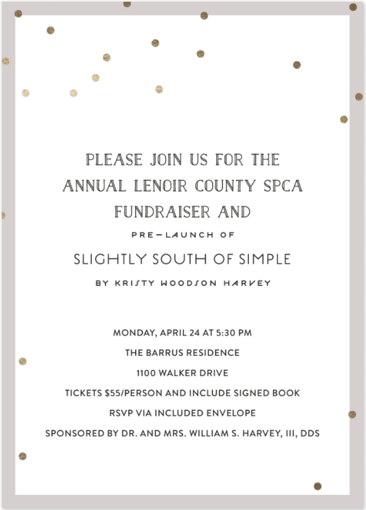 Launch of Slightly South of Simple