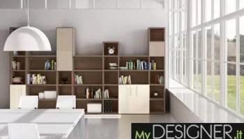 Libreria ad albero geri mydesigner.it