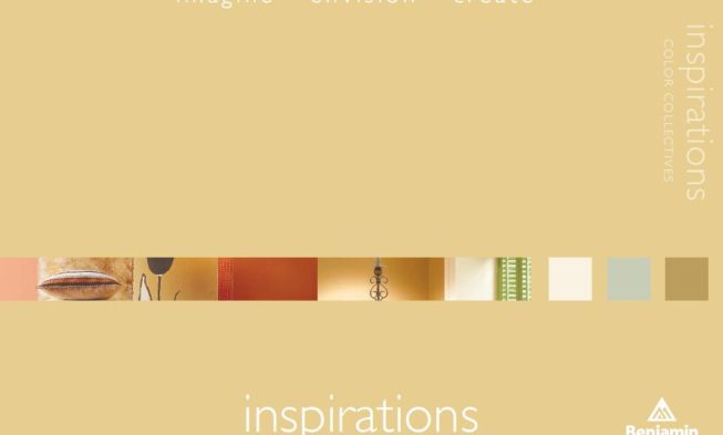 Inspirations Color Collectives By Benjamin Moore My
