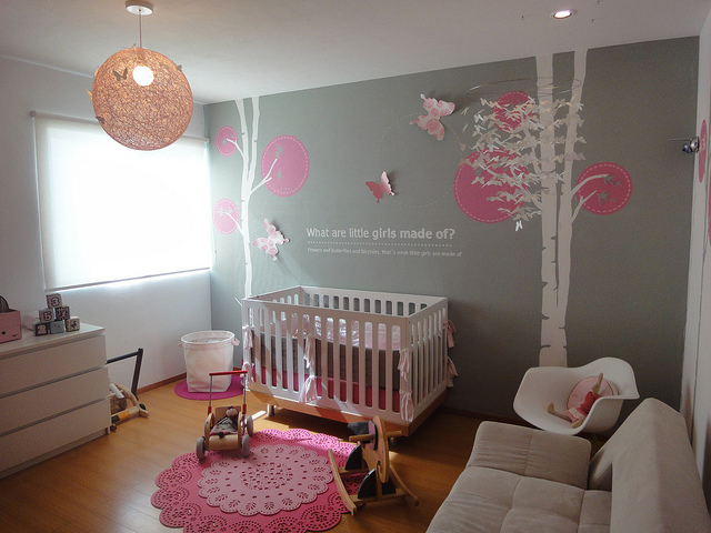 Modern baby rooms decorations  My desired home