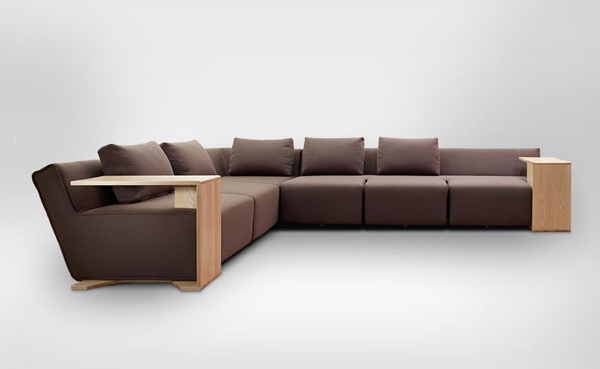 Cool Multiform Sofa By Marcin Wielgosz  My Desired Home