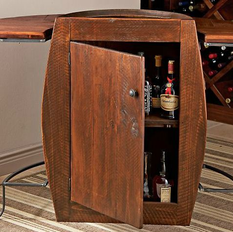 wine barrels craft ideas4