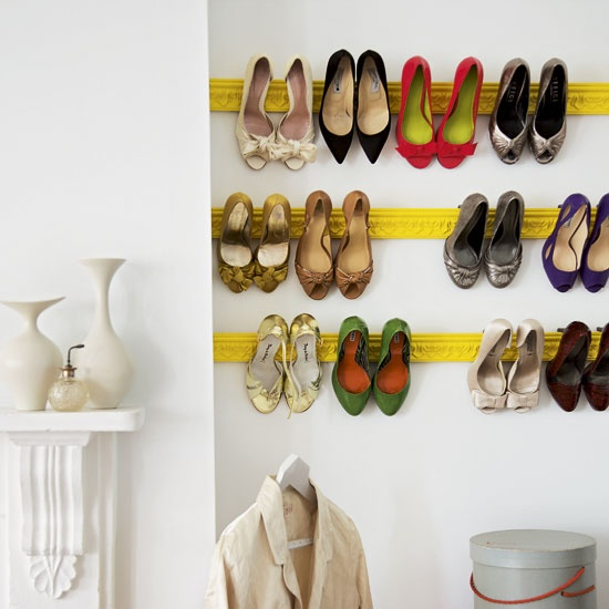 Creative storage ideas for shoes10